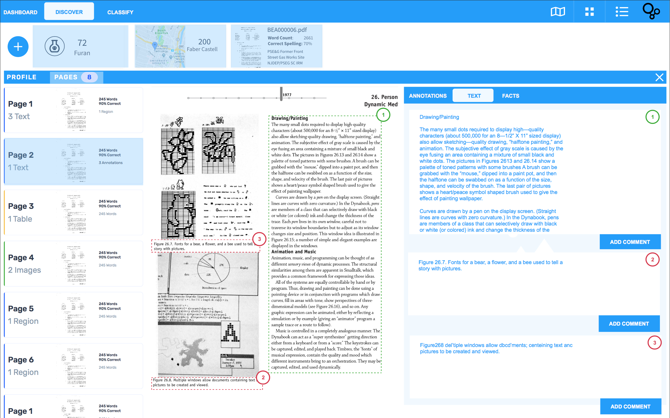 Knowledge Page